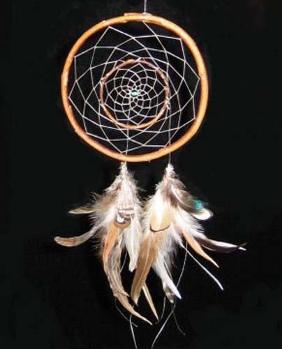 Things to make instructions and videos for making for How to tie a dreamcatcher web